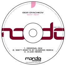 MND172CD: Igor Dyachkov - Why Not