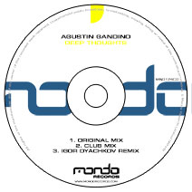 MND174CD: Agustin Gandino - Deep Thoughts