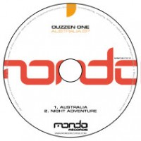 MND203CD: Ouzzen One - Australia EP [8th June 2015]