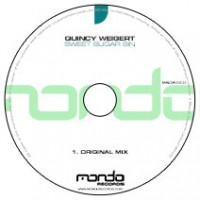 MND205CD: Quincy Weigert - Sweet Sugar Sin