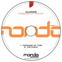 MND207: Allende - Passage Of Time EP