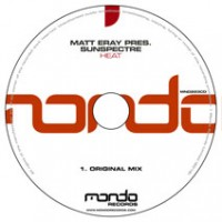 MND223CD: Matt Eray pres. Sunspectre - Heat