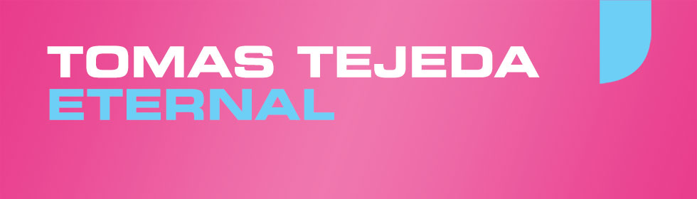 MND193CD: Tomas Tejeda - Eternal